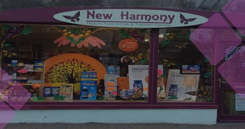 Health Food Galway - New Harmony Health Food Store Tuam Galway Ireland